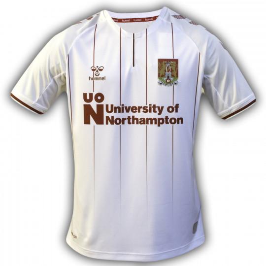 Northampton Town 20-21 Away Junior Shirt