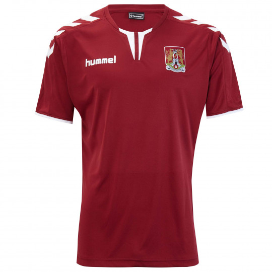 Northampton Town Players Training Poly Adult Jerse