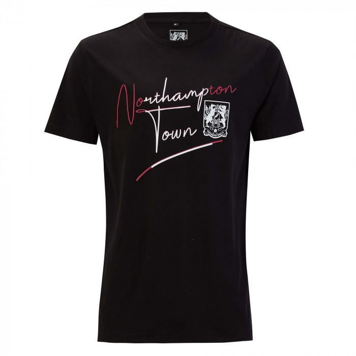 NHT GRAPHIC SCRIBBLE CREST T-SHIRT