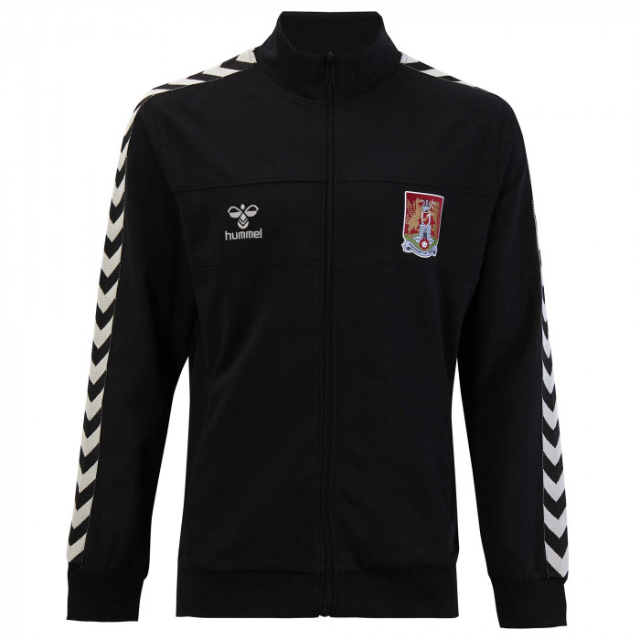 Northampton Town Players Staff Travel Adult Jacket