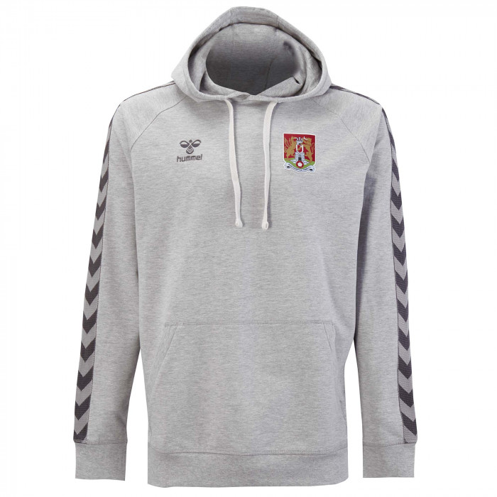 Northampton Town Players Travel Adult Hoodie