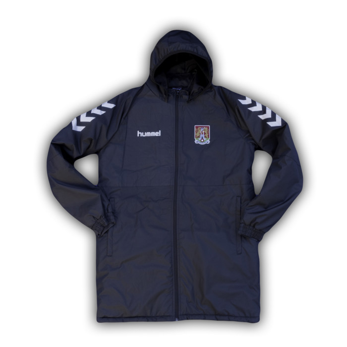 NHT Staff Training Bench Jacket Junior
