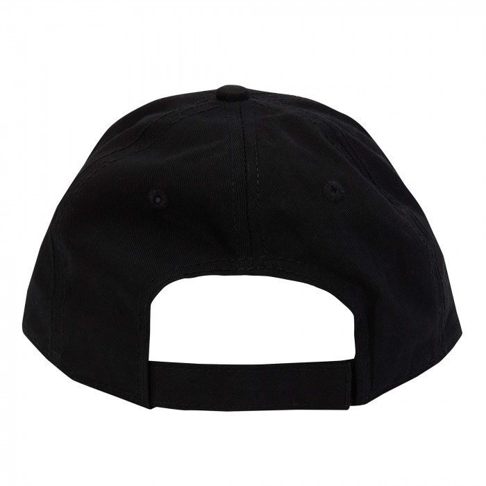 NHT Adult Black Core Cap